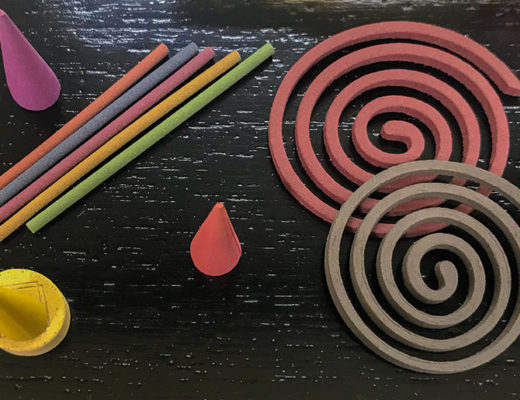 incense shapes