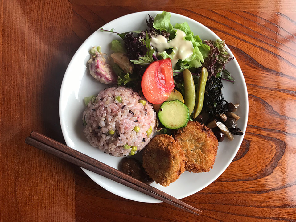 Vegan Restaurants in Japan
