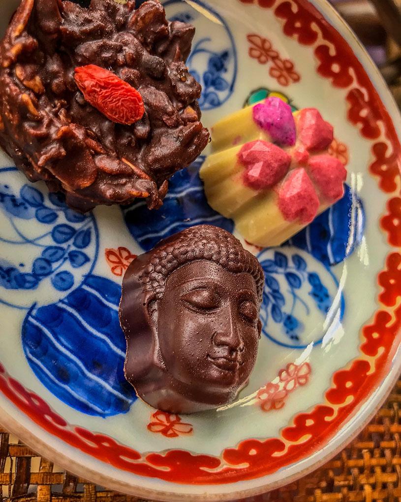 שוקולד בודהה