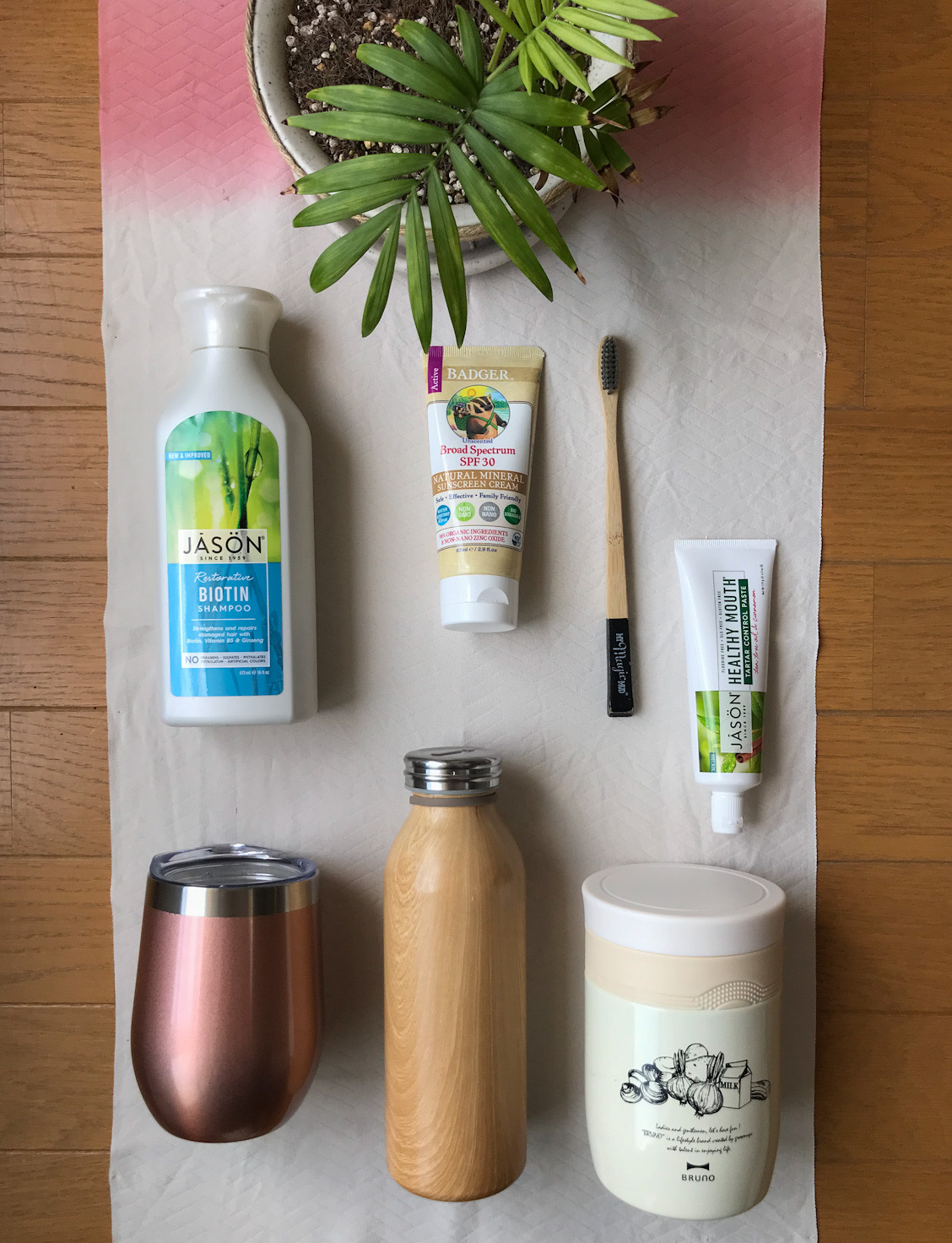 low-waste products