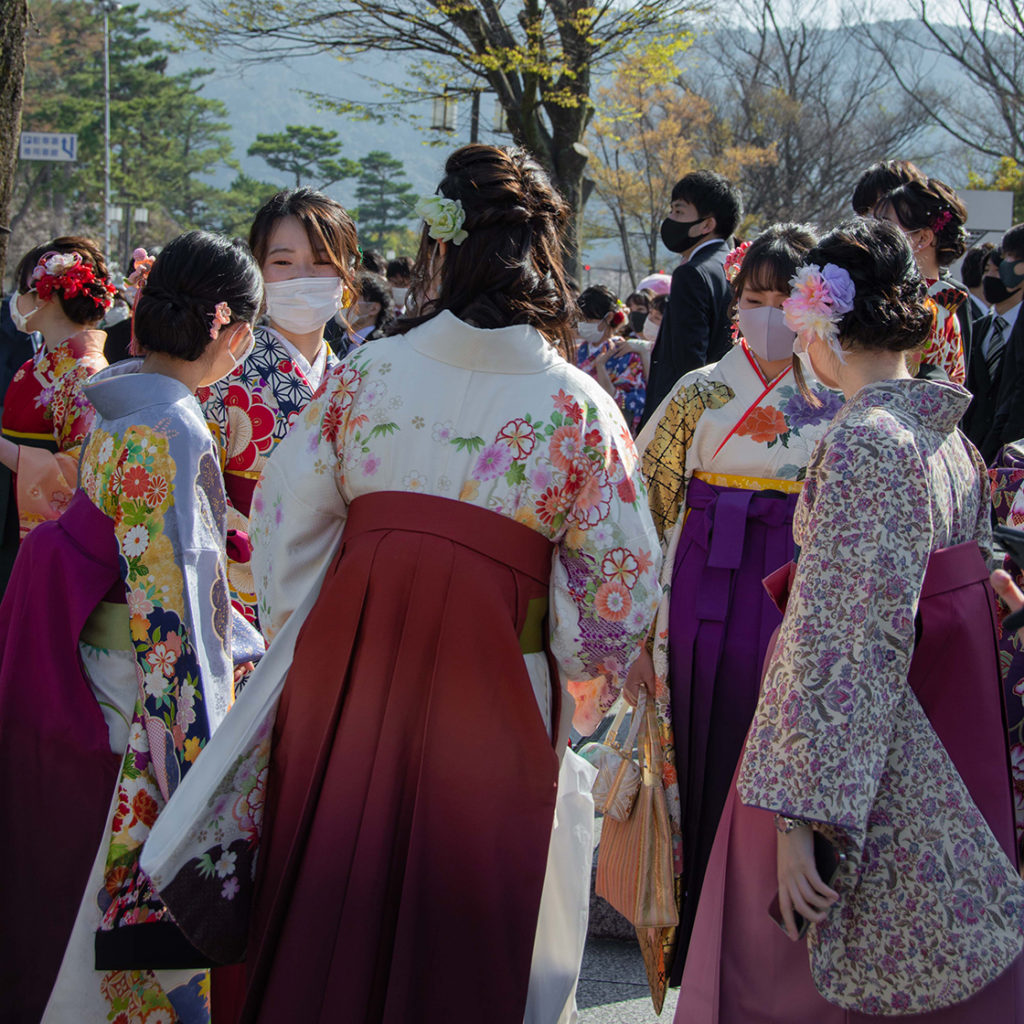graduation hakama