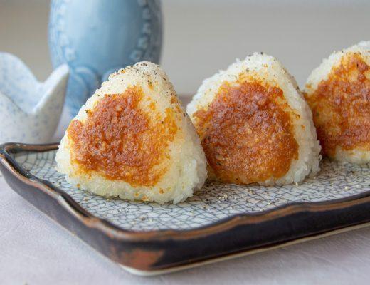 yaki onigiri recipe