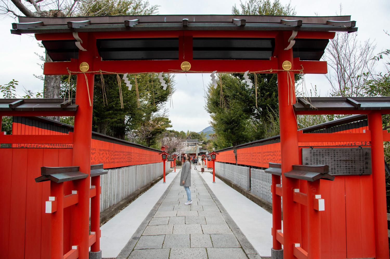 kurumazaki shrine