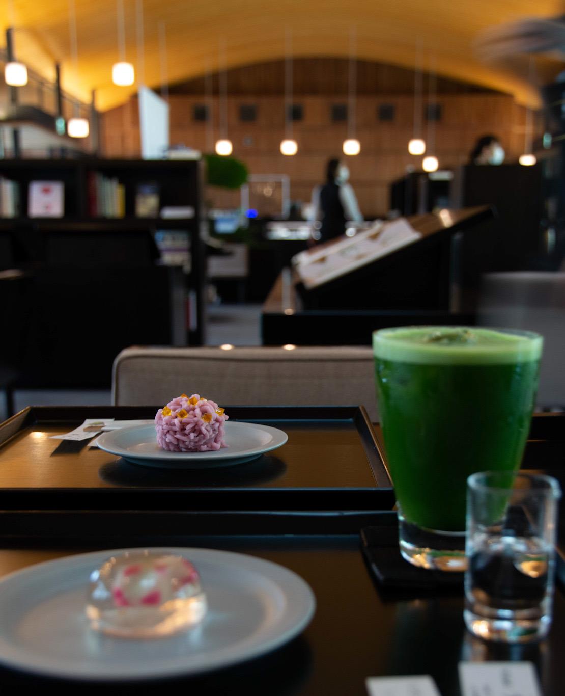 wagashi in Japan