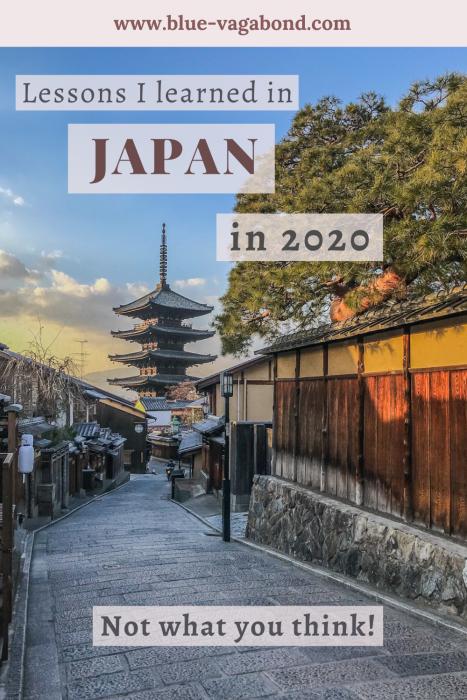 Japan 2020 - pinterest pin