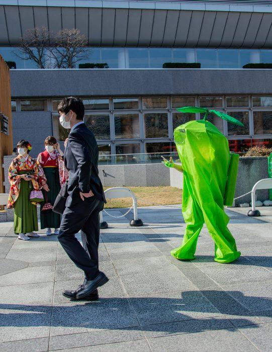 Kyoto University cosplay