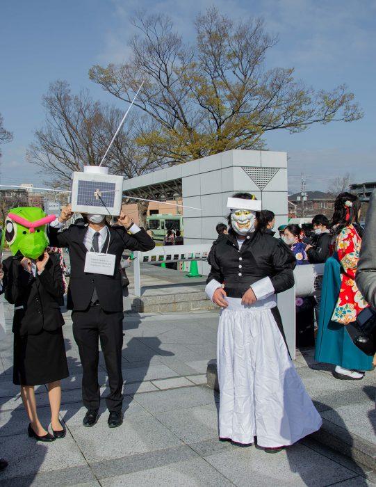 Kyoto cosplay