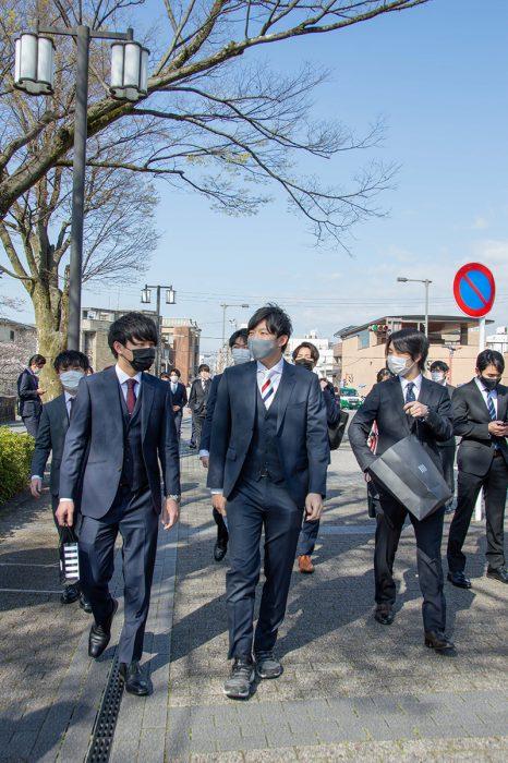 graduation Kyoto University
